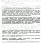 Associações galegas de ensino de línguas denunciam detrimento das mesma no ensino